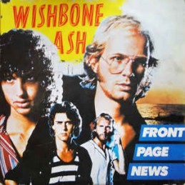 Wishbone Ash – Front Page...