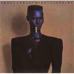 Grace Jones – Nightclubbing
