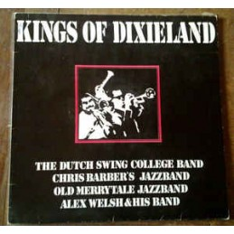 Various – Kings Of Dixieland