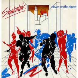 Shakatak – Down On The Street