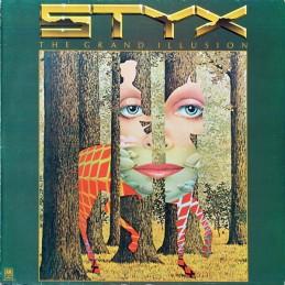 Styx – The Grand Illusion