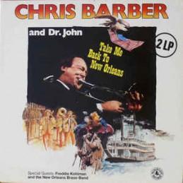 Chris Barber And Dr. John...
