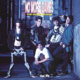 NKOTB – No More Games (The...