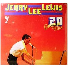 Jerry Lee Lewis – 20...