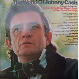Johnny Cash – The World Of...