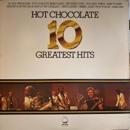 Hot Chocolate – 10...