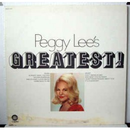 Peggy Lee – Peggy Lee's...