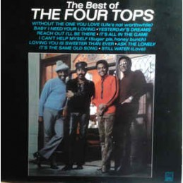 Four Tops – The Best Of...