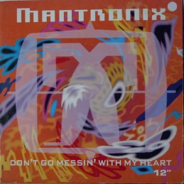 Mantronix – Don't Go...