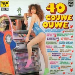 Various – 40 Gouwe Ouwe