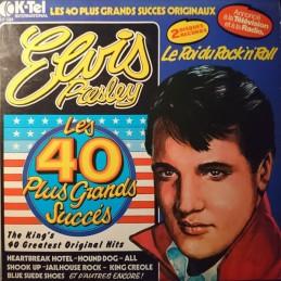 Elvis Presley – Les 40...