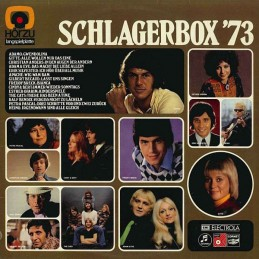 Various – Schlagerbox '73