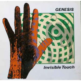 Genesis – Invisible Touch