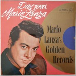 Mario Lanza – Das War...