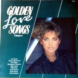 Various – Golden Love Songs...