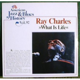 Ray Charles – What Is Life