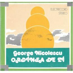 George Nicolescu – Ordinea...
