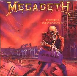 Megadeth – Peace Sells......