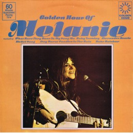 Melanie – Golden Hour Of...