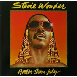Stevie Wonder – Hotter Than...