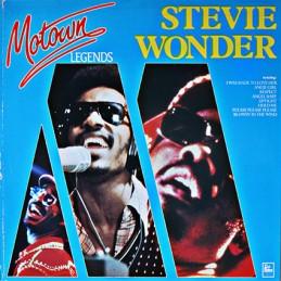 Stevie Wonder – Motown Legends