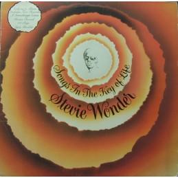 Stevie Wonder – Songs In...