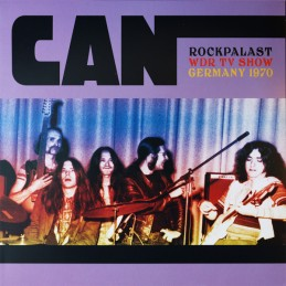 Can – Rockpalast WDR TV...