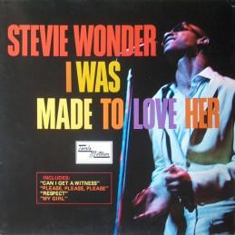 Stevie Wonder – I Was Made...
