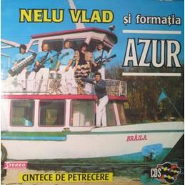 Nelu Vlad și formația Azur...