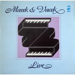 Marek & Vacek – Live