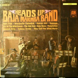 Baja Marimba Band – Heads Up!