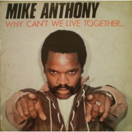 Mike Anthony – Why Can't...