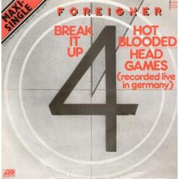 Foreigner – Break It Up