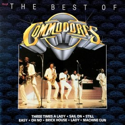 Commodores – The Best Of...