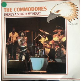 Commodores – There´s A Song...
