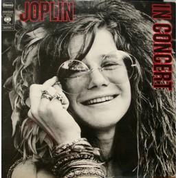 Janis Joplin – Joplin In...