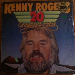 Kenny Rogers – 20 Greatest...