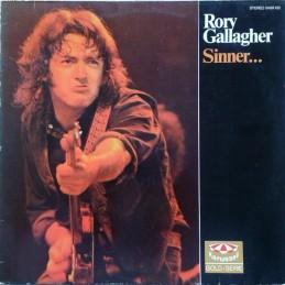 Rory Gallagher – Sinner......