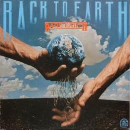 Rare Earth – Back To Earth