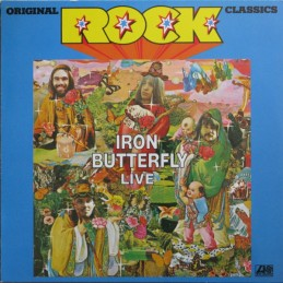 Iron Butterfly – Live
