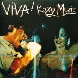 Roxy Music – Viva! Roxy Music
