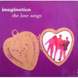 Imagination – The Love Songs