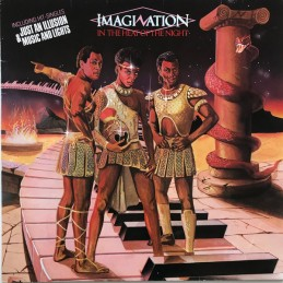 Imagination – In The Heat...