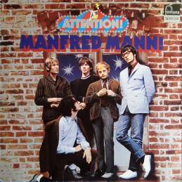 Manfred Mann – Attention!...