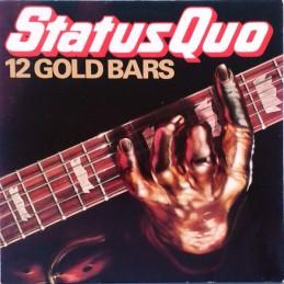 Status Quo – 12 Gold Bars