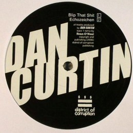 Dan Curtin – Echozeichen EP