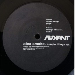 Alex Smoke – Simple Things EP
