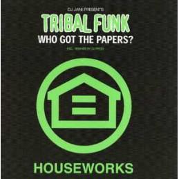 DJ Jani Presents Tribal...