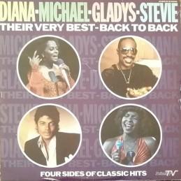 Various – Diana - Michael -...