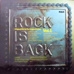 Various – Rock Is Back, Vol. 1